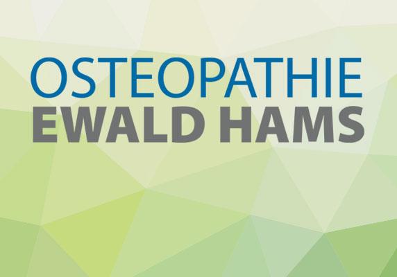 Osteopathie Ewald Hams, osteopaat